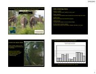 Incorporating Climate Change into Conservation Planning for the ...