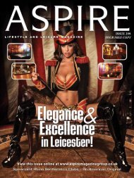 A Closer Look At Spearmint Rhino - Aspire Magazine