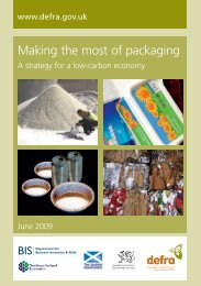 packaging - A strategy - the Packaging Council of Australia