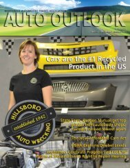 August - October 2013 - NW Automotive Trades Association