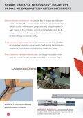 Roto NT Designo - Starzacher Fenstertechnik - Seite 6