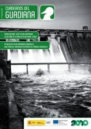 Nº 3 - julio 2010 - Confederación Hidrográfica del Guadiana