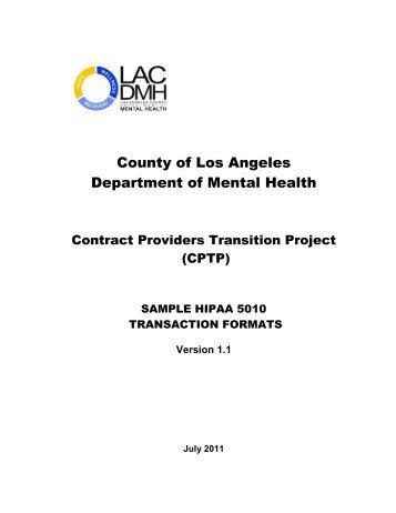 Deny Reason Codes Cheat Sheet La County Department Of