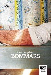 Världsarvsgården Bommars - Hälsingegårdar