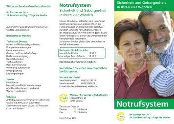 folder-notruf_01-1.pdf - WSG Wildauer Service GmbH