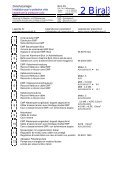 Istruzioni per l'uso (0.8 MB) - Biral - Page 6