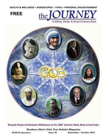 September-October 2007 - The Journey Magazine