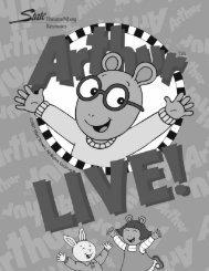 Arthur™—Live! - State Theatre