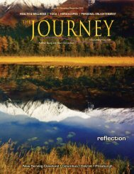 November-December 2010 - The Journey Magazine