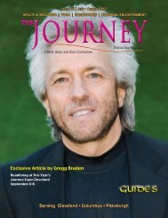 July-August 2013 - The Journey Magazine