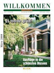 SACHSENPOST Es werde grün! - und Freizeitportal für Sachsen