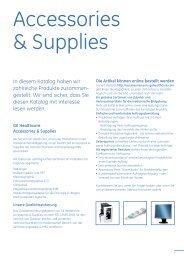 Accessories & Supplies - Ferrex GmbH