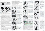 Montageanleitung | instructions de Montage | istruzioni per ... - Wesco