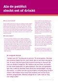 Hoe ga je om met eten en drinken - BTSG - Page 5