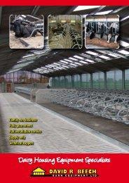 Dairy Housing Equipment Specialists - David R.Beech