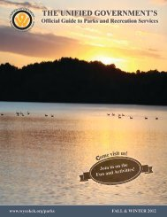 Official Program Guide - Unified Government of Wyandotte County ...