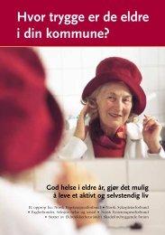 Hvor trygge er de eldre i din kommune? - Sogn og Fjordane ...