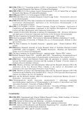 CURRICULUM VITAE - Zakład Chemii Analitycznej - Page 5