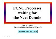 FCNC Processes waiting for the Next Decade - LHC