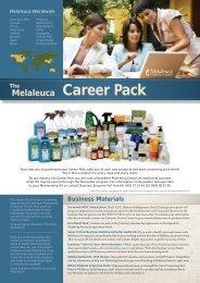 Career Pack - Deliveringwellness.com.au