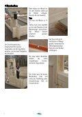 Montage-Anleitung 5-Eck-Häuser - Mein Gartenshop24 Mein ... - Seite 4