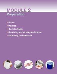Module 2: Preparation - Healthy Child Care America