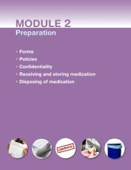 Module 2: Preparation - Healthy Child Care America