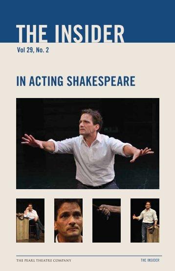 Here - The Pearl Theatre Company