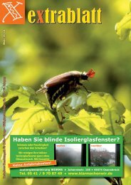 Ausgabe Mai 2010 - Extrablatt