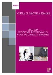 strategia rcc 2010-2014 - Curtea de Conturi