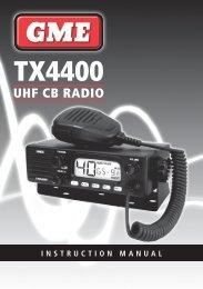 TX4400 - GME