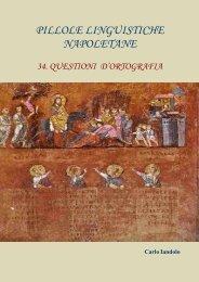 Pillole Linguistiche Napoletane – Metafonia - Vesuvioweb