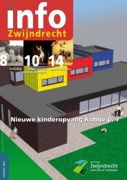 Nieuwe kinderopvang Kobbe p. 7 - Gemeente Zwijndrecht