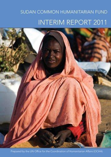 CHF 2011 interim report V3.indd - OCHANet