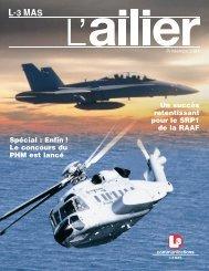 Le concours du PHM est lancé - L-3 MAS - L-3 Communications