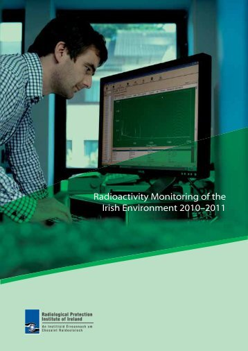 Radioactivity Monitoring of the Irish Environment 2010–2011