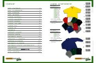 polo standard Indice - Antinfortunistica Atellana