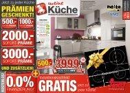 PRÄMIEN - Meine Küche Kassel