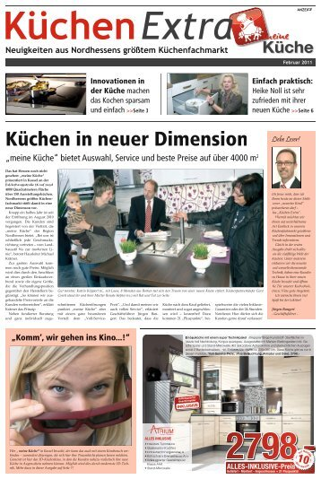 ALLES-INKLUSIVE-Preis - Meine Küche Kassel