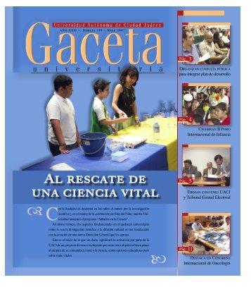 rescate - Universidad Autónoma de Ciudad Juárez