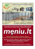 Restoranų verslas 2005/1 - Page 2
