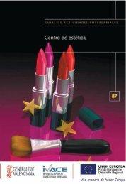 Guía Centros de Estética Página 1 - EmprenemJunts