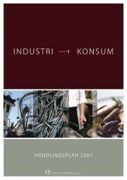 INDUSTRI KONSUM - WebKontrol V.5 | Bakuri A/S