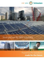 Your partner for BIPV solutions - Solar-Bazaar