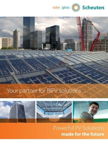 Your partner for BIPV solutions - Solar-Bazaar