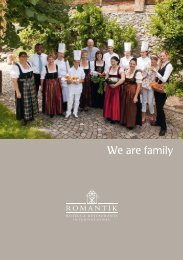 Download: We are family - Romantik Hotels & Restaurants