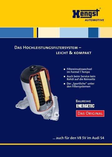 429.1 KByte, PDF - Hengst GmbH & Co. KG