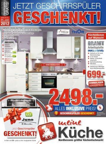 JETZT GESCHIRRSPÜLER - Meine Küche Kassel