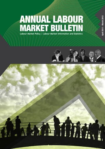 Annual Labour Market Bulletin-2011- 2012- Full report. pdf