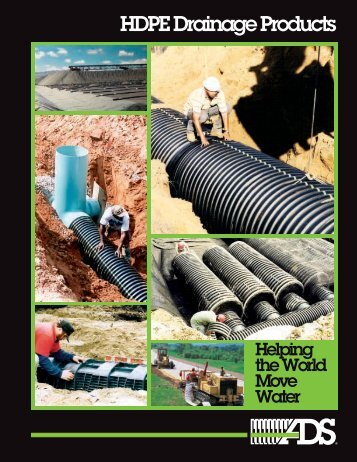 HDPE Drainage Products